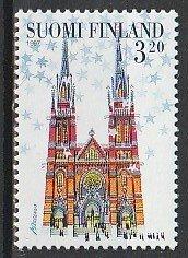 1997 Finland - Sc 1064 - MNH VF - 1 single - Christmas