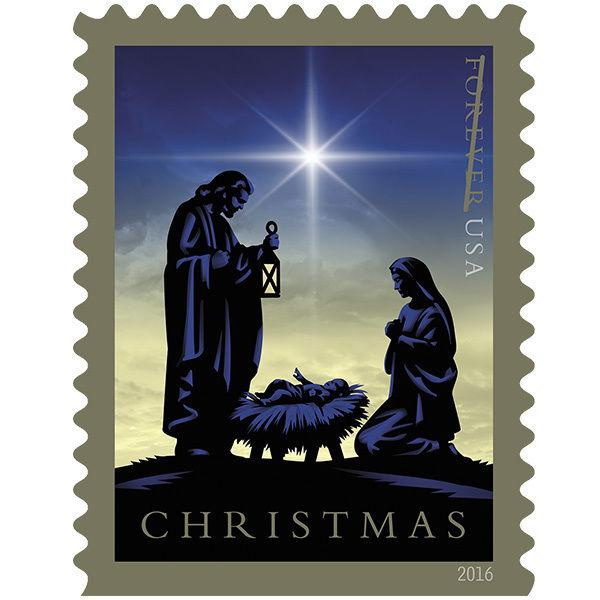 2016 47c Christmas, Jesus in Nativity, Holy Family Scott 5144 Mint F/VF NH