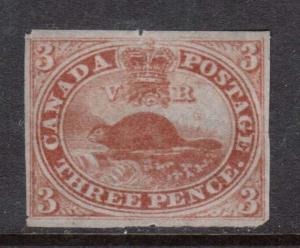 Canada #4d VF Mint **With Certificate**
