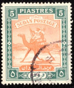 Sudan Scott 89 Used.