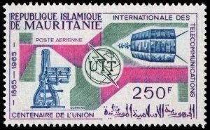 Mauritania - Scott C41 - Mint-Never-Hinged