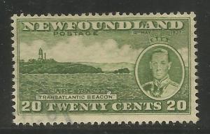 NEWFOUNDLAND  240  USED,  CAPE RACE