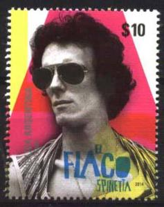 ARGENTINA 2014,MUSIC ROCK SPINETTA MUSICIAN Yv 3057 gj 4063 MNH