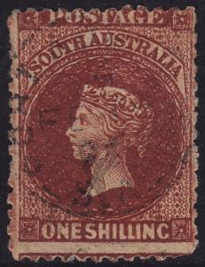 South Australia - 1867 - Scott #52 - used