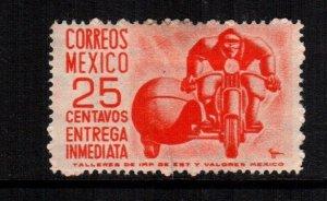 Mexico  E13   MH   cat $ 8.00  222