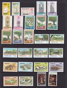 Tokelau x 7 sets + some odds mint
