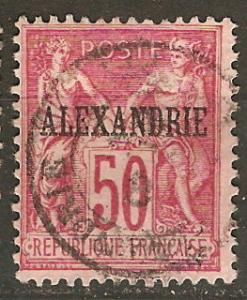 France Off Egypt 12 Mi 12 II Used F/VF 1894 SCV $17.50