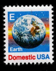 USA Scott 2277 MNH** 25c E earth stamp 1988