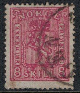 Norway #15  CV $70.00