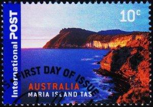 Australia. 2007 10c Fine Used
