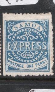 Samoa SG 15b MOG (8dgs)