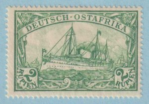 GERMAN EAST AFRICA 20  MINT HINGED OG * NO FAULTS EXTRA FINE !