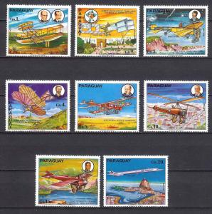 PARAGUAY - AIRPLANE - MNH **