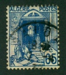 Algeria 1938 #53 U SCV (2020) = $0.40