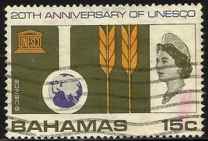 Bahamas 1966 Scott# 250 Used