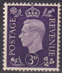 Great Britain #240 MNH CV $4.50 (Z7893)