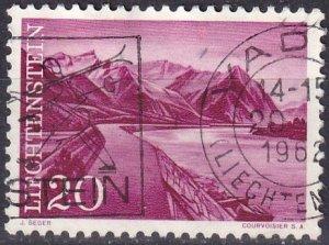 Liechtenstein #338 F-VF Used  (A10620)