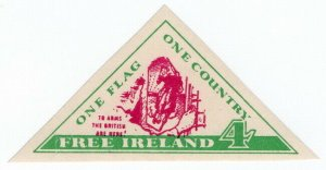 (I.B) Ireland Political : One Flag, One Country (To Arms)