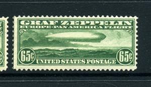 Scott C13 Graf Zeppelin Mint Stamp (Stock C13-57)