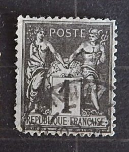 France, 1877-1900, Pax and Mercur - New Values