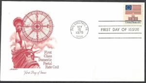 United States FDC Scott # 1625