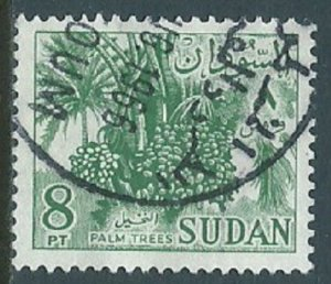 Sudan, Sc #155, 8pi Used