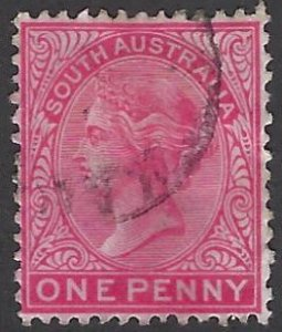 SOUTH AUSTRALIA 111 USED BIN $1.00 ROYALTY