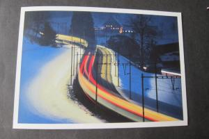 Switzerland Sc 987-990 folder MNH