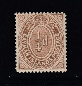 Cayman Islands, Sc 31 (SG 38), MHR
