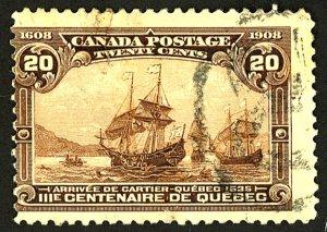 Canada #103 USED