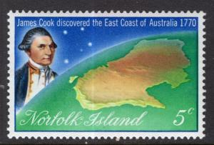 Norfolk Island 141 MNH VF
