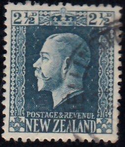 New Zealand Scott 148a Used.