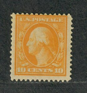 US Sc#381 M/NH/F, Perf 12 Wmk 190, Cv. $200