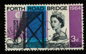 1964, Great Britain, 3d (T-9876)