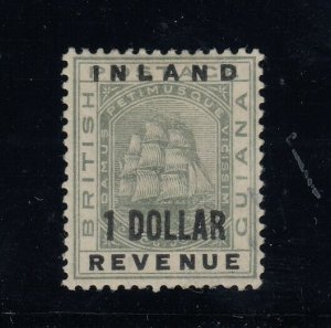 British Guiana, Sc 124 (SG 185), MHR