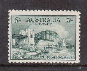 Australia #132 NH Mint