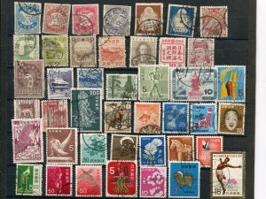 Japan Lot Mint and Used F-VF  some NH  - Lakeshore Philatelics