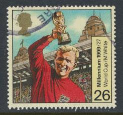 Great Britain SG 2092  Used    - Entertainers Tale