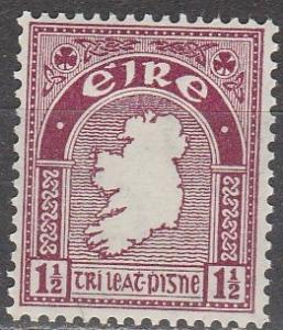Ireland #108  MNH  CV $17.00 (S1039)