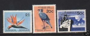 South Africa #264 - #266 VF/NH