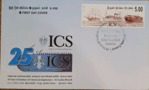 O) 2012 SRI LANKA, INSTITUTE OF CHARTERED SHIPBROKERS - ICS, GALLE FACE HOTEL,