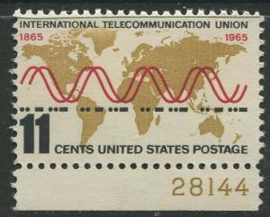 STAMP STATION PERTH USA #1274  MLH OG 1965  CV$0.25.