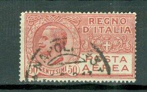 ITALY #C3...USED...$12.50