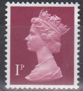 Great Britain #MH23 MNH VF (ST023)