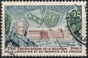 France #1157, Used
