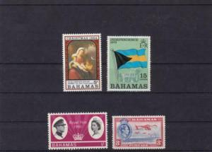 bahamas mounted mint  stamps  ref r15235