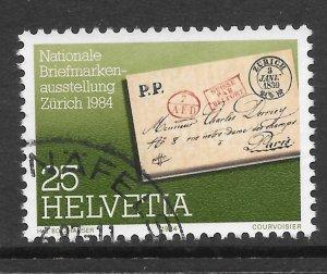Switzerland Used [7391]