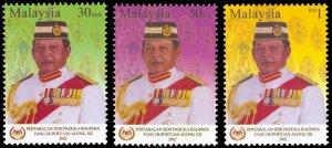 Malaysia 2002 Scott #878-880 Mint Never Hinged