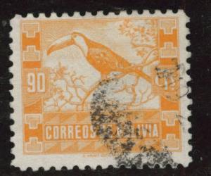 Bolivia Scott 263 Used stamp