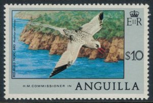 Anguilla 290* NH  CV $10.00  Red-billed Tropic Bird Hi Value